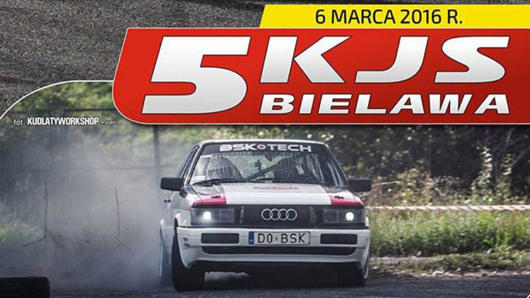 5 KJS BIELAWA JUŻ W TEN WEEKEND!