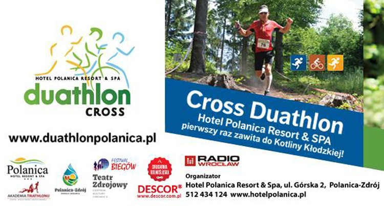 CROSS DUATHLON HOTEL POLANICA