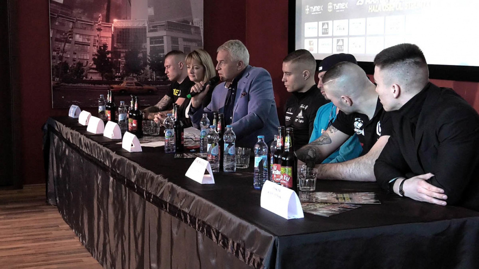 JUŻ 29 MARCA GALA TYMEX BOXING NIGHT