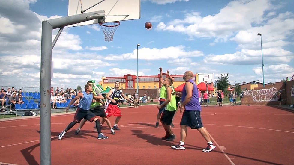 PRZED NAMI DOMINO STREETBALL CUP 2017