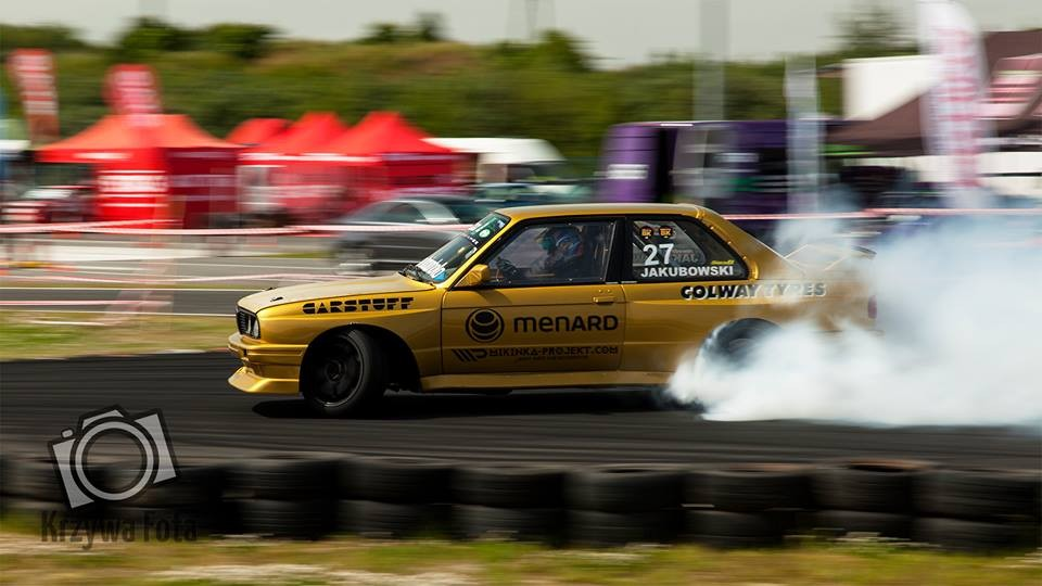PRZED NAMI III RUNDA ETOLL DRIFT OPEN POLISH DRIFT SERIES